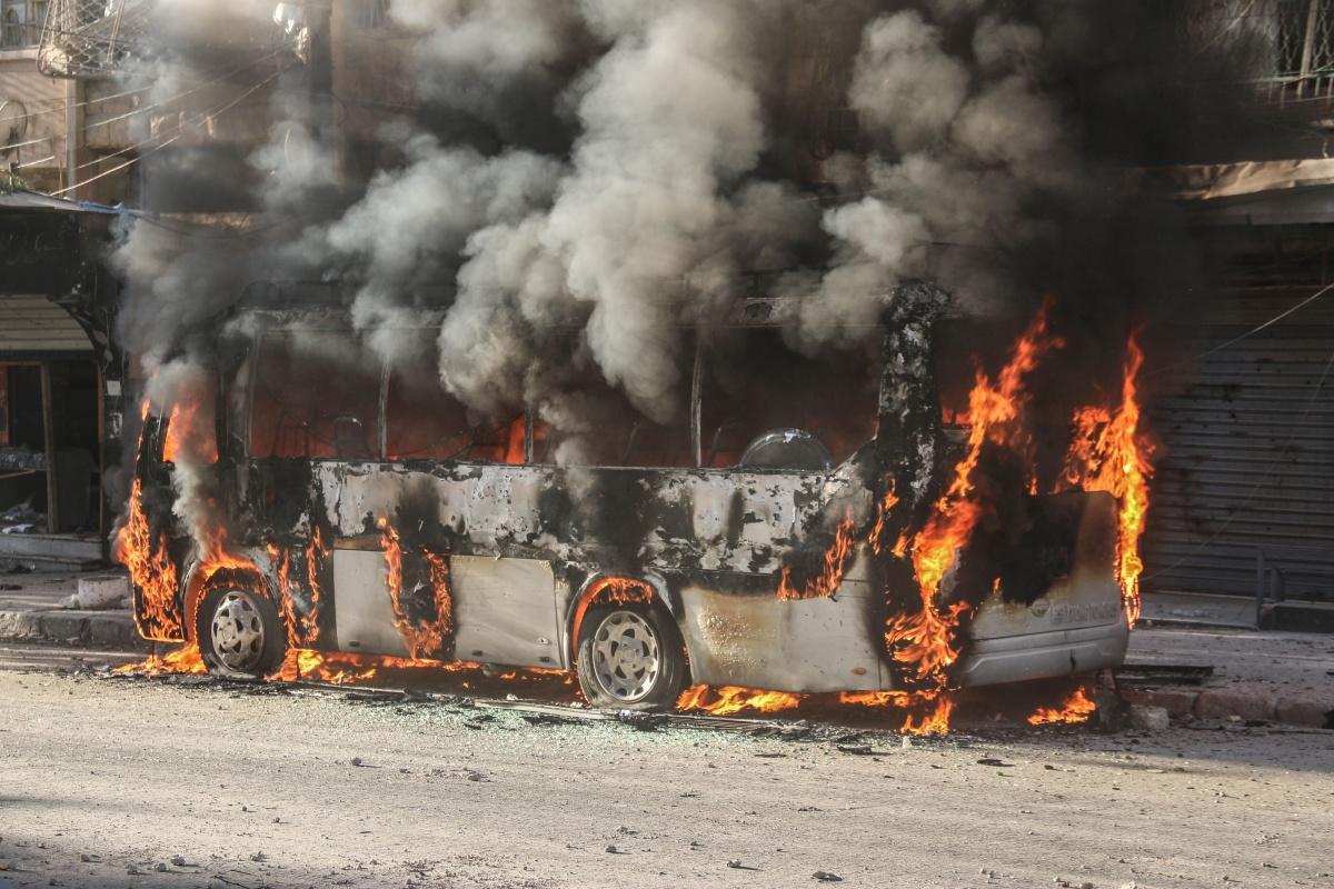 Иносми: Что мешает установлению мира в Сирии?