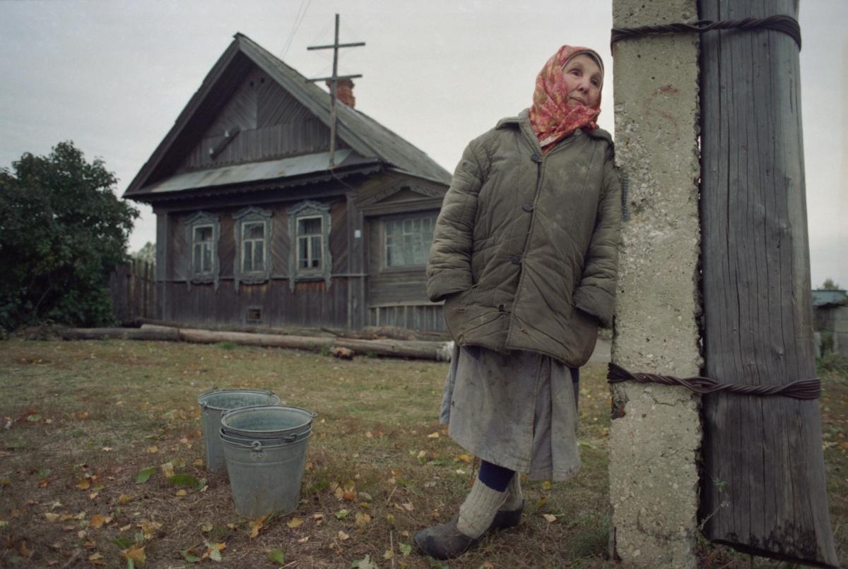 Правительство решило сэкономить на сельских пенсионерах 55 млрд рублей