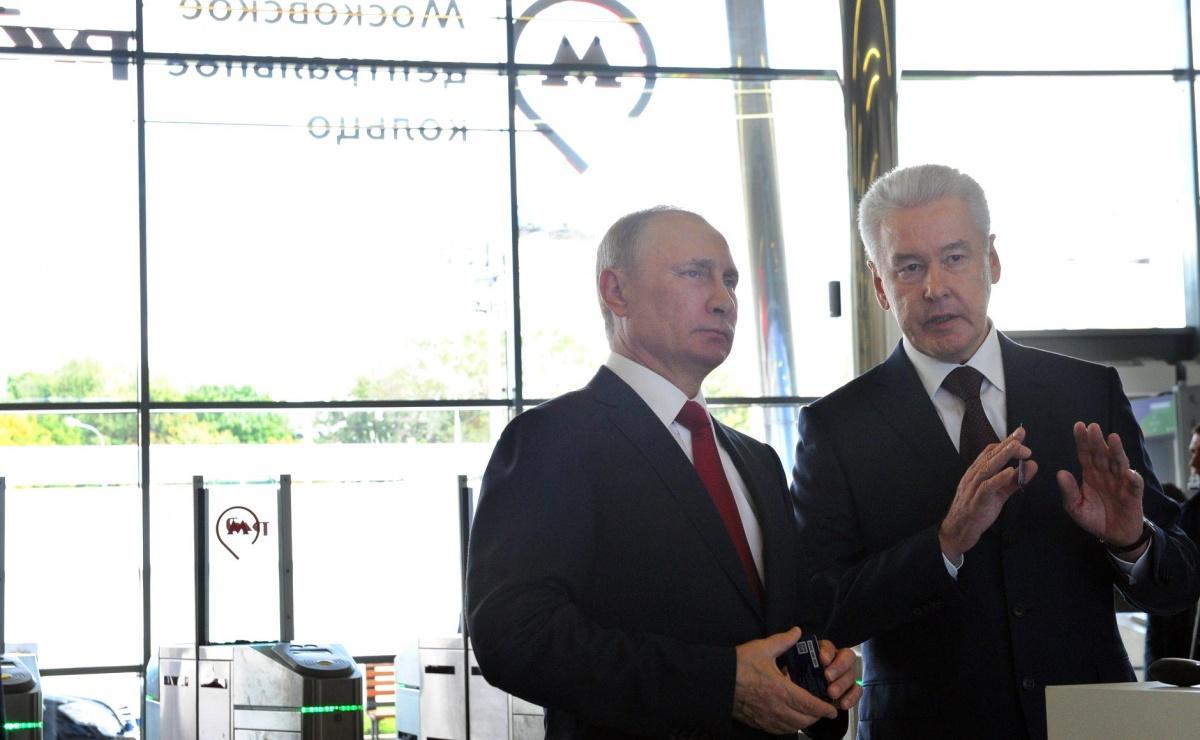 Бюджет Москвы сверстали с рекордным при Собянине дефицитом