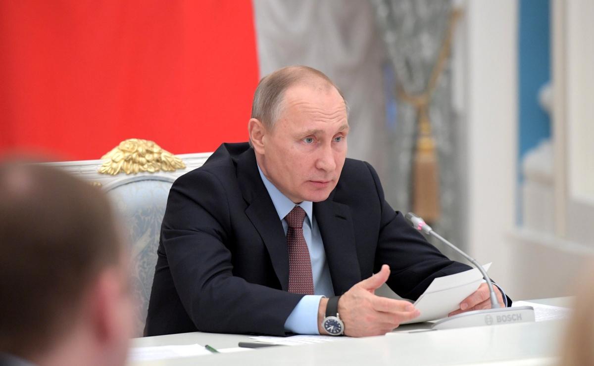 Путин попросил «не пристегивать» его к отстрелу диких кабанов