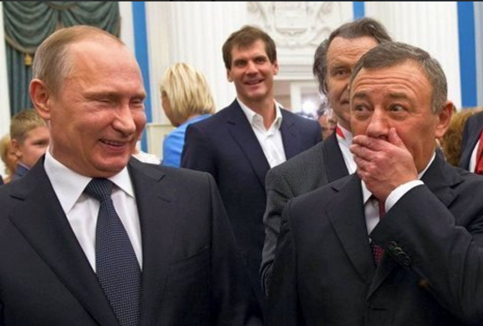 Семья «зятя Путина» вошла в пятерку богатейших в России