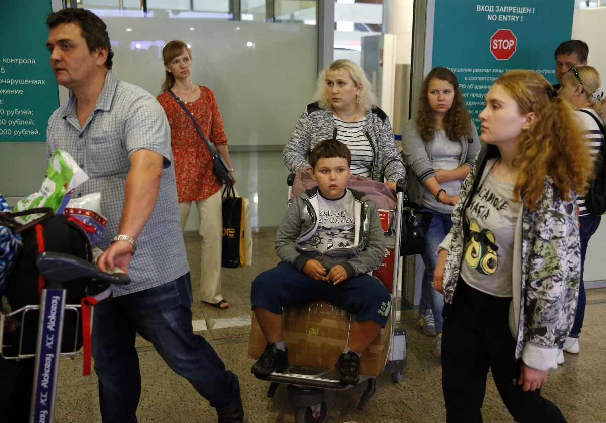 Каждый десятый россиянин заявил о желании эмигрировать из страны
