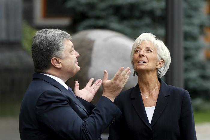 МВФ выделил Украине транш вопреки возражениям России