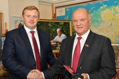 КПРФ вновь выдвинет Андрея Ищенко на пост губернатора Приморья