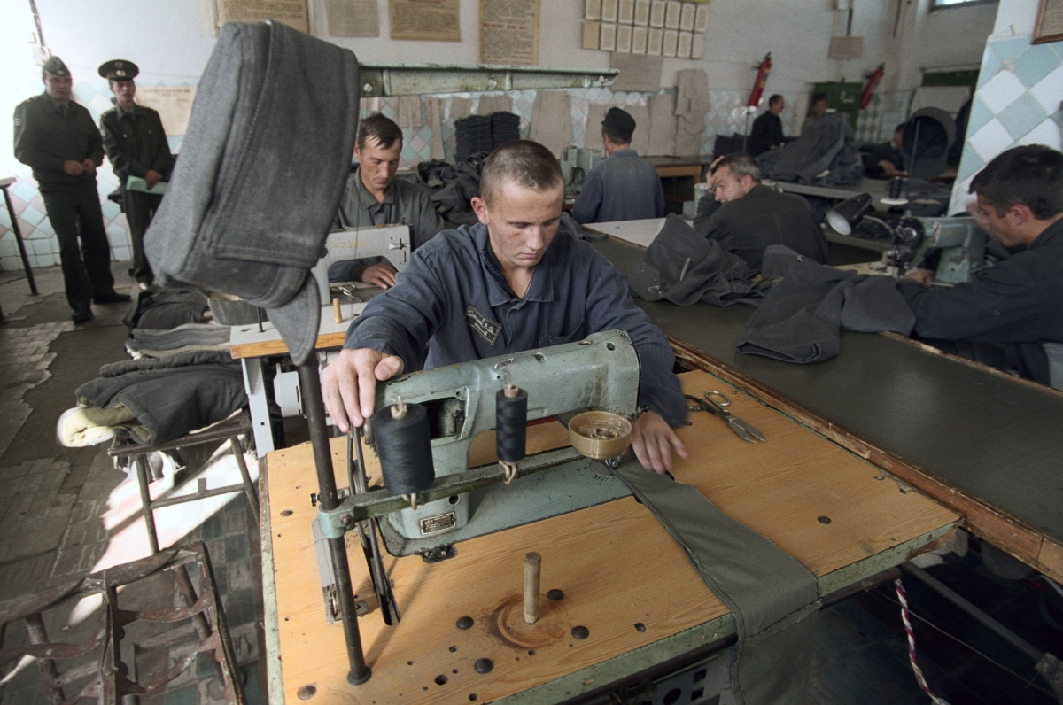 ФСИН за год заработала на труде заключенных 50 млрд рублей