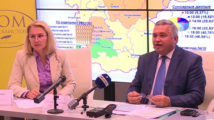 Глава воронежского облизбиркома Владимир Селянин ушел в оставку