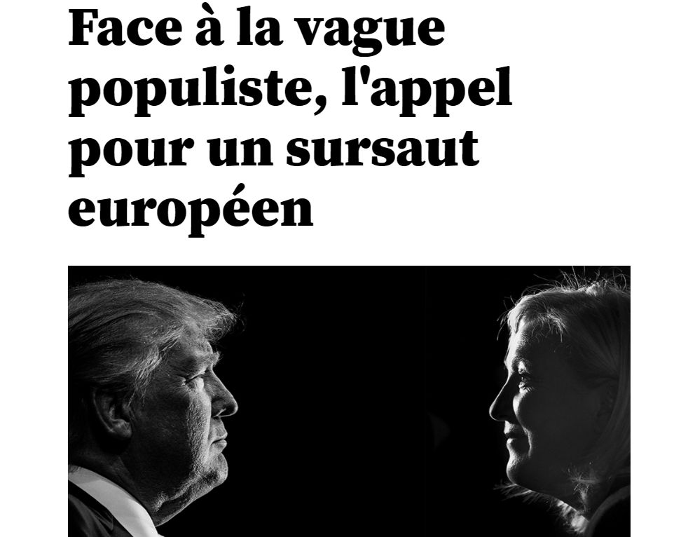 Le Nouvel Observateur: европейские элиты недооценили размах бедствий, принесенных глобализацией