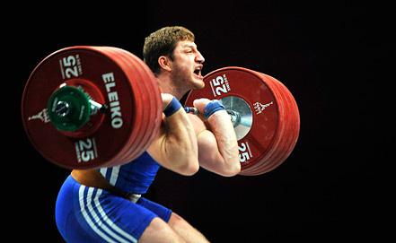 Названы имена тяжелоатлетов ОИ-2008 с положительными допинг-пробами