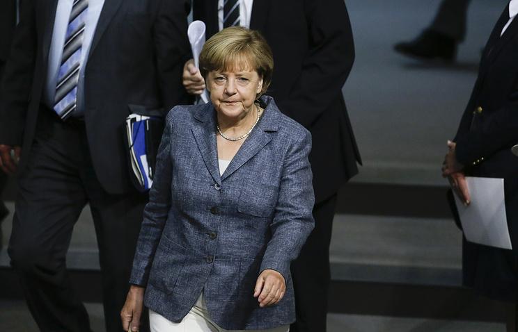 Партия Меркель потерпела поражение в Берлине