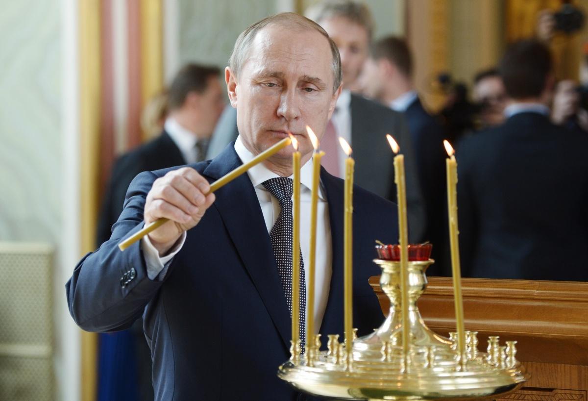 РПЦ назвала критику президента грехом