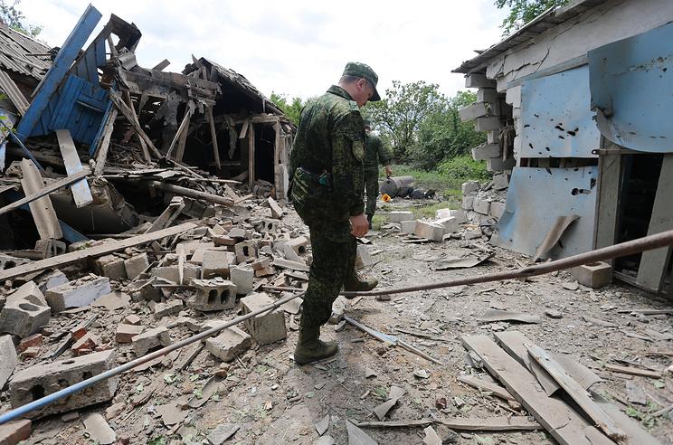 ООН: в Донбассе продолжают гибнуть мирные жители