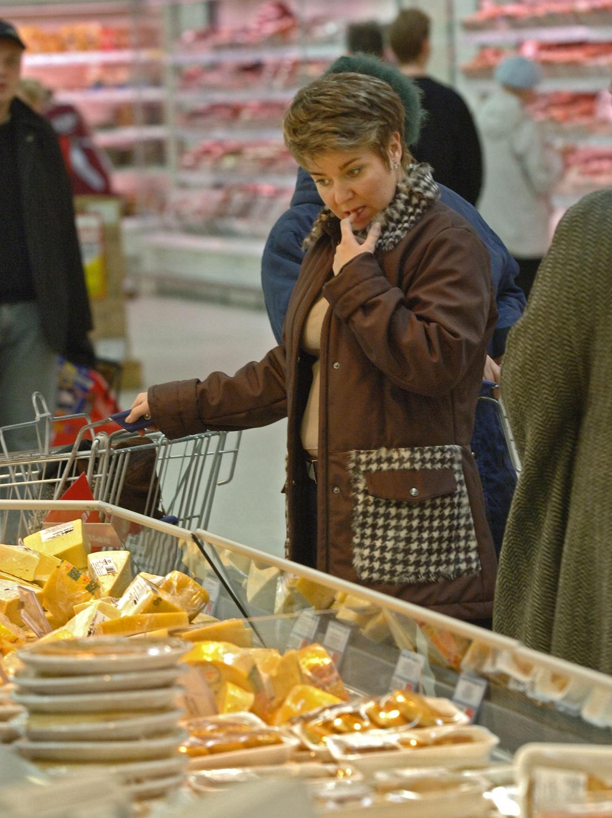 Реальные доходы россиян резко упали