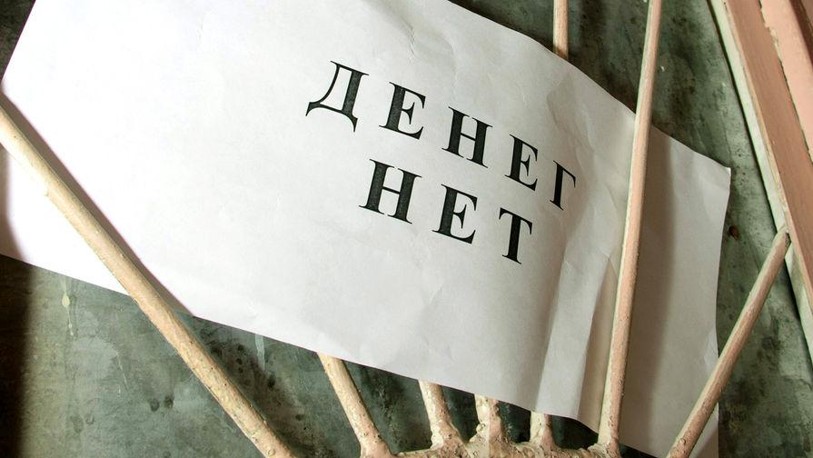 Внешний долг России вырос за полгода на 5 млрд долларов