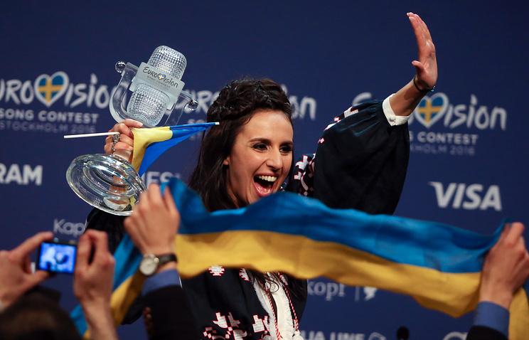 Киев выбран местом проведения «Евровидения» в 2017 году