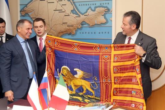 Парламенты Крыма и итальянской области Венето договорились о сотрудничестве