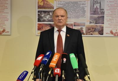 Геннадий Зюганов: «Теракт в Санкт-Петербурге был хорошо спланирован и продуман»