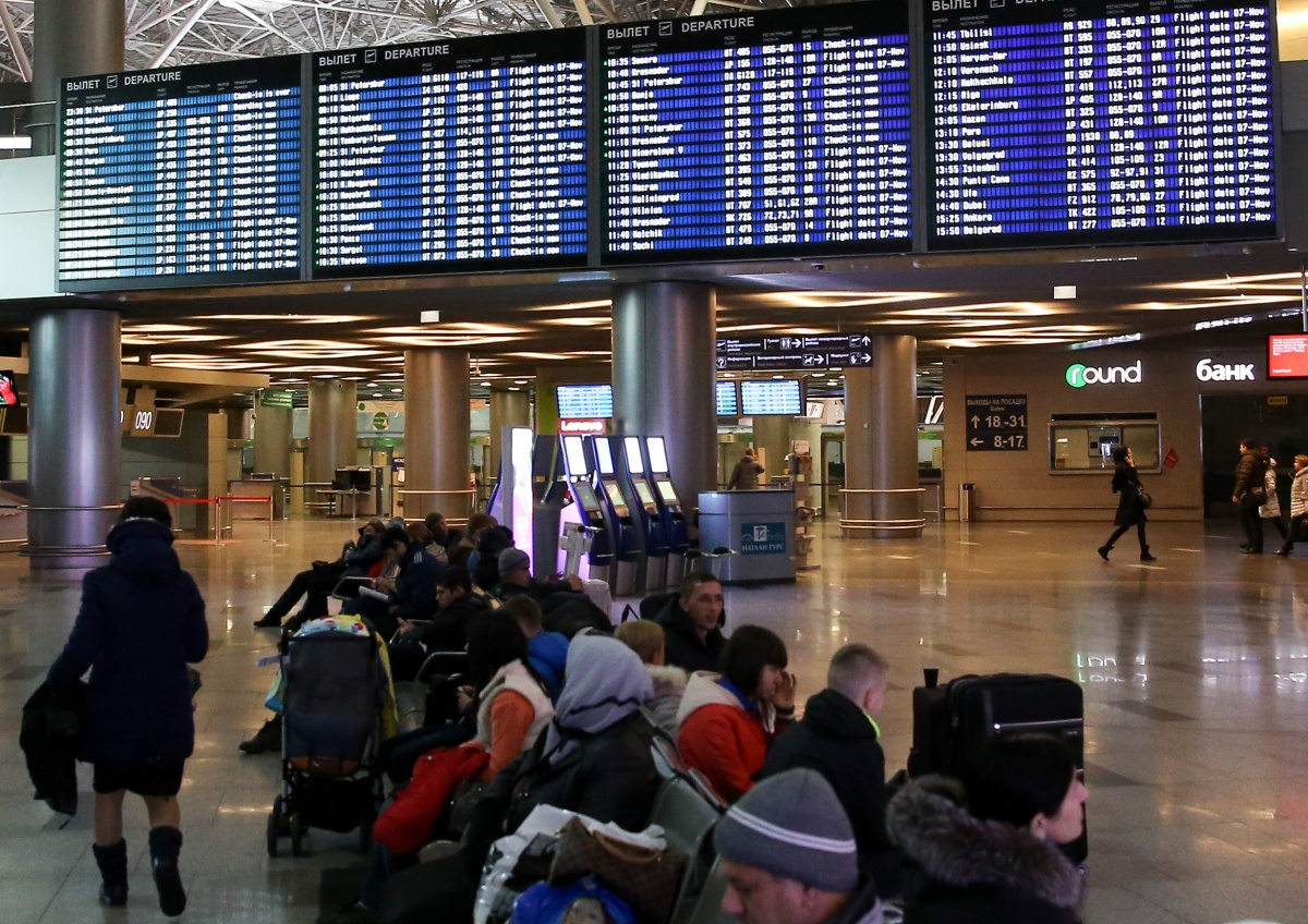 Египетские аэропорты провалили проверку на безопасность