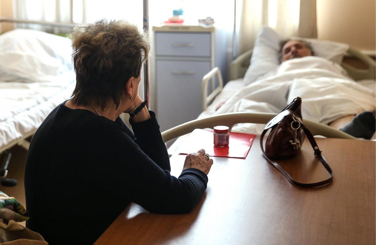 В России выросли показатели смертности в больницах