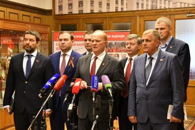 Геннадий Зюганов: Медведев не ответил на вопрос о том, где взять деньги на реализацию программы президента