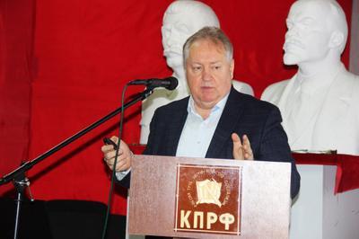 Сергей Обухов: КПРФ выставит на выборы широкий антиедроссовский фронт