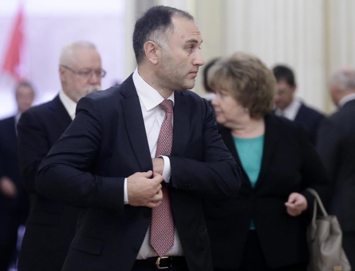 За хищения при строительстве «Зенит-Арены» задержан бывший вице-губернатор Петербурга