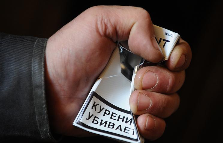 Минздрав хочет запретить курить трехлетним