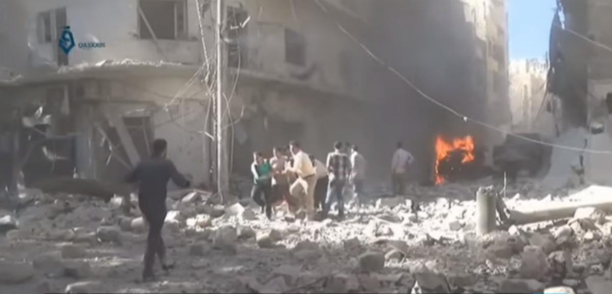 Кремль и МИД РФ разошлись в оценке заявлений американцев по Сирии