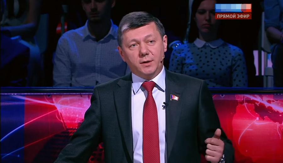 Новиков: Единовременная компенсация пенсионерам смахивает на подкуп избирателя