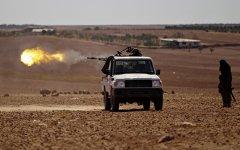 Саудовская Аравия хочет увеличить поставки оружия повстанцам в Алеппо