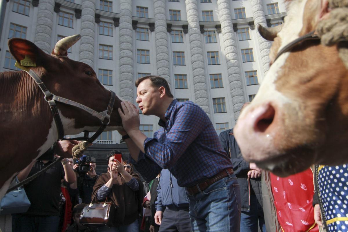 Украинские националисты выступили за восстановление ядерного щита