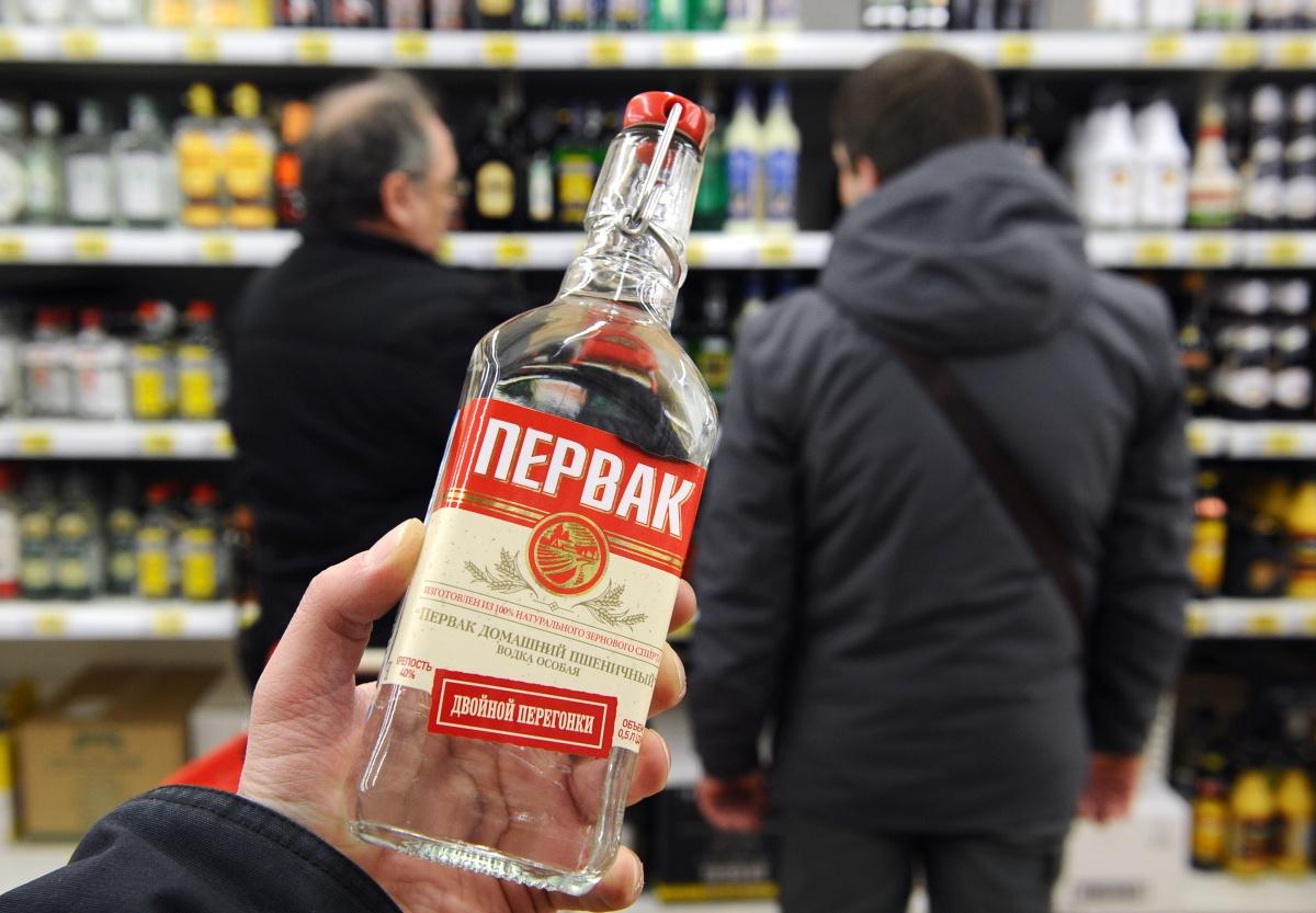 Названы самые пьющие регионы России