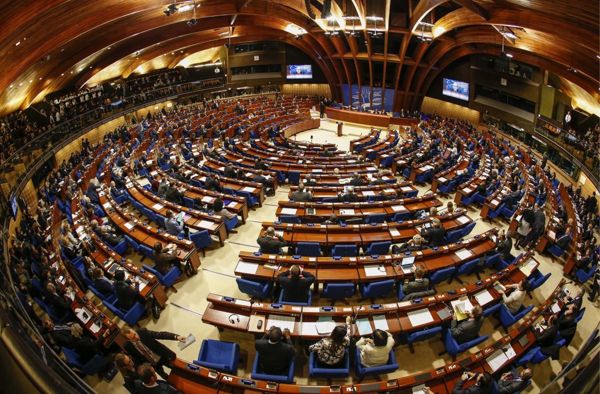 ПАСЕ осудила думские выборы в Крыму