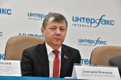 Дмитрий Новиков: Люди не поддерживают социально-экономическую модель, утвердившуюся в нашей стране