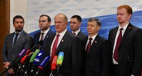 Геннадий Зюганов: Переговоры Путина и Трампа должны привести к решениям, соответствующим национальным интересам России
