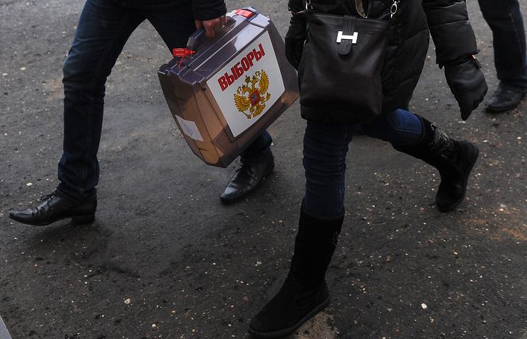 ЦИК обязал избирком Петербурга провести проверку нарушений на выборах