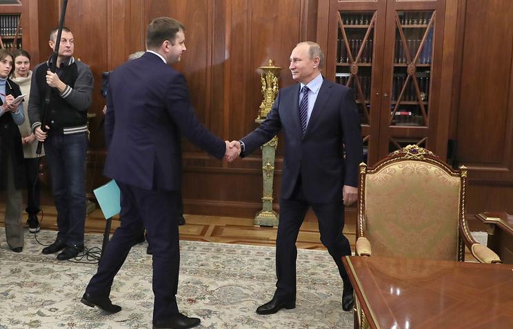 Владимир Путин назначил на должность министра экономического развития Максима Орешкина. Кто это?