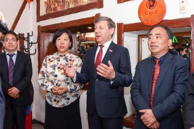 Дмитрий Новиков встретился с делегацией китайских ученых