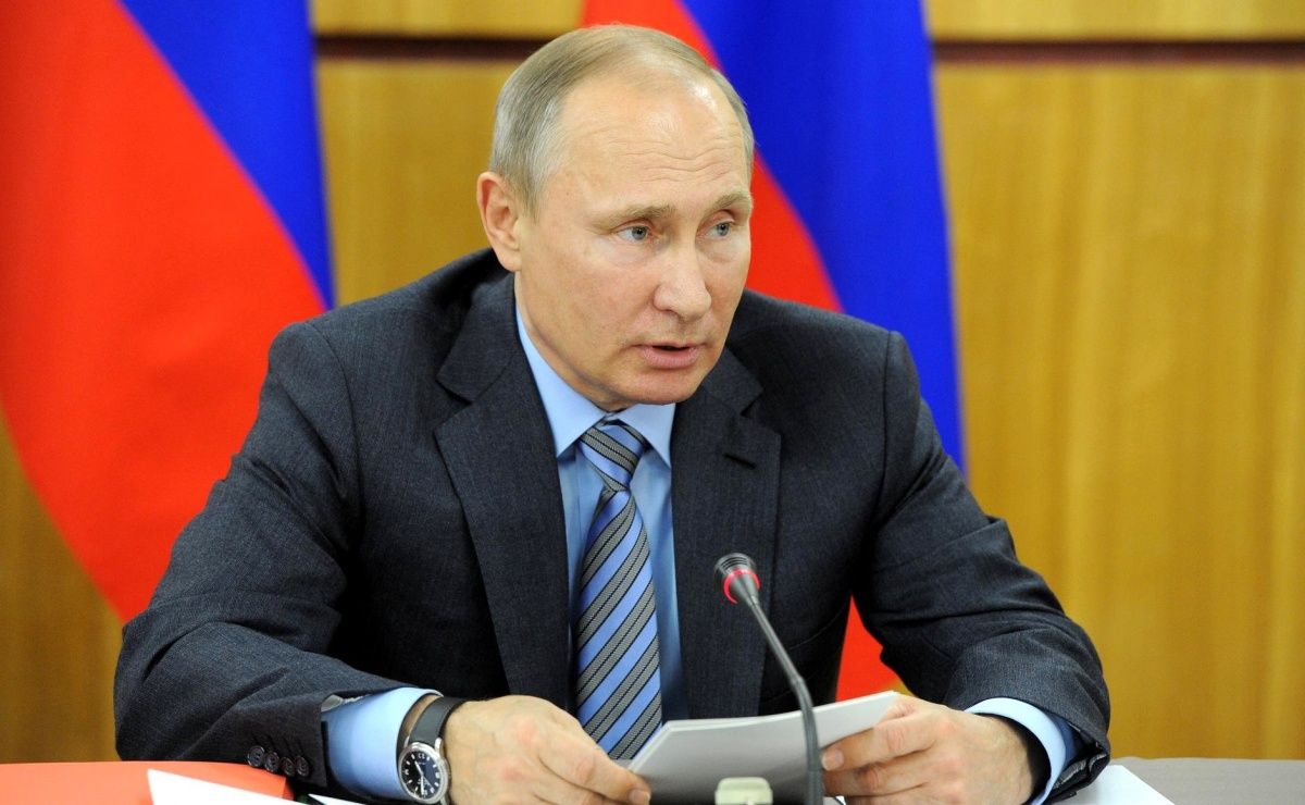 Путин пригрозил уволить ставших академиками РАН чиновников