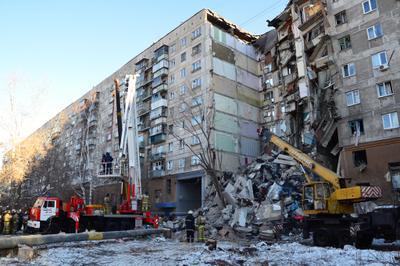 Геннадий Зюганов направил Президенту РФ предложения для предотвращения взрывов бытового газа в многоквартирных домах