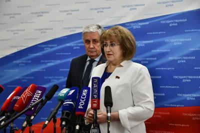 Фракция КПРФ требует пересмотреть налоговую систему РФ