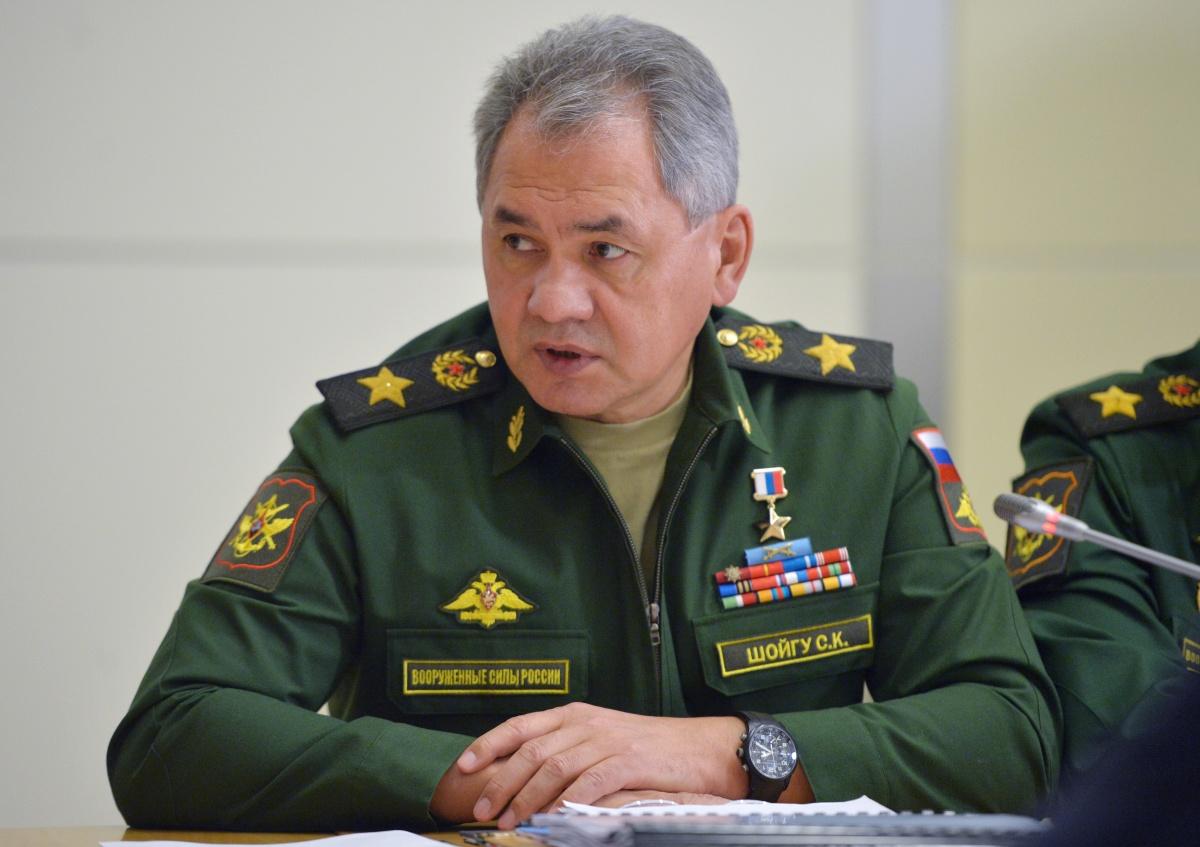 Шойгу: В Западном военном округе созданы две мотострелковые дивизии
