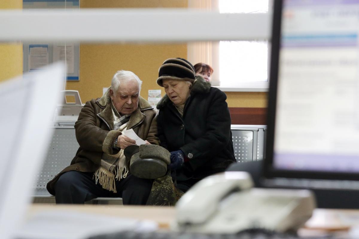 Пенсии в России в 2018 году упадут ниже прожиточного минимума