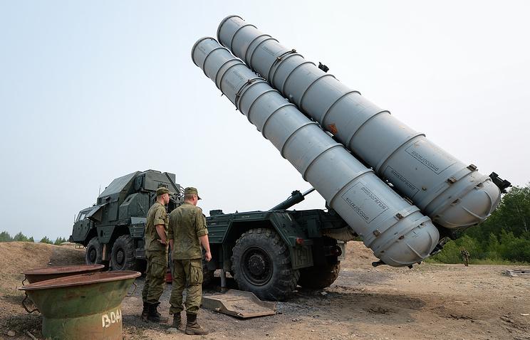 Иносми: В США заговорили о российских С-300 в Сирии