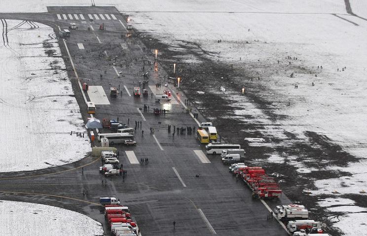 СКР скоро завершит расследование катастрофы «Боинга»