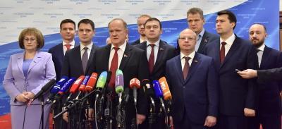 Геннадий Зюганов: Уходящий год был годом потерянных надежд и несбывшихся прогнозов
