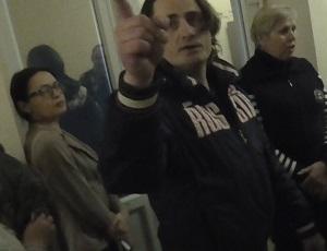 «Ч.. обо...нное», — свердловский депутат «Единой России» не захотел общаться с инвалидом (Видео)