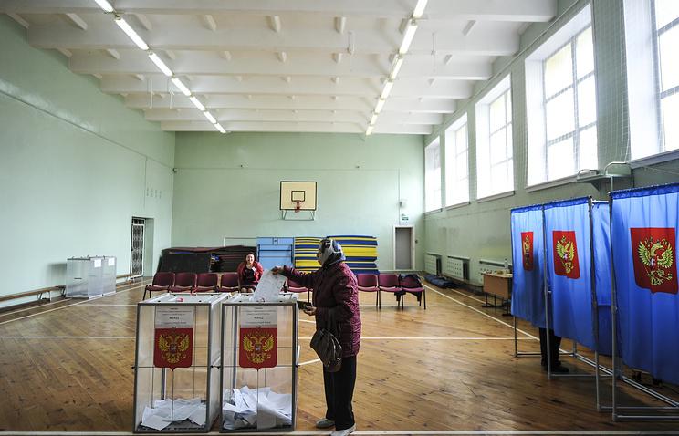 На 15:00 мск явка на выборы в Госдуму составила около 33 процентов избирателей – ЦИК РФ