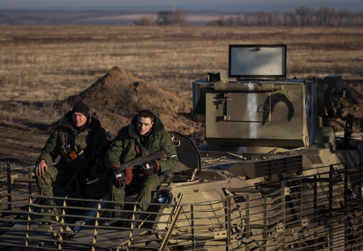 В ДНР заявили о гибели 15 украинских силовиков
