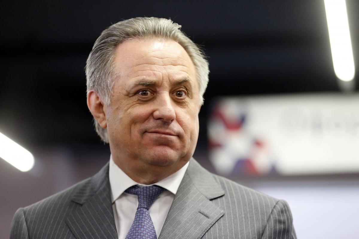 Мутко назвал российский спорт «чистейшим в мире»