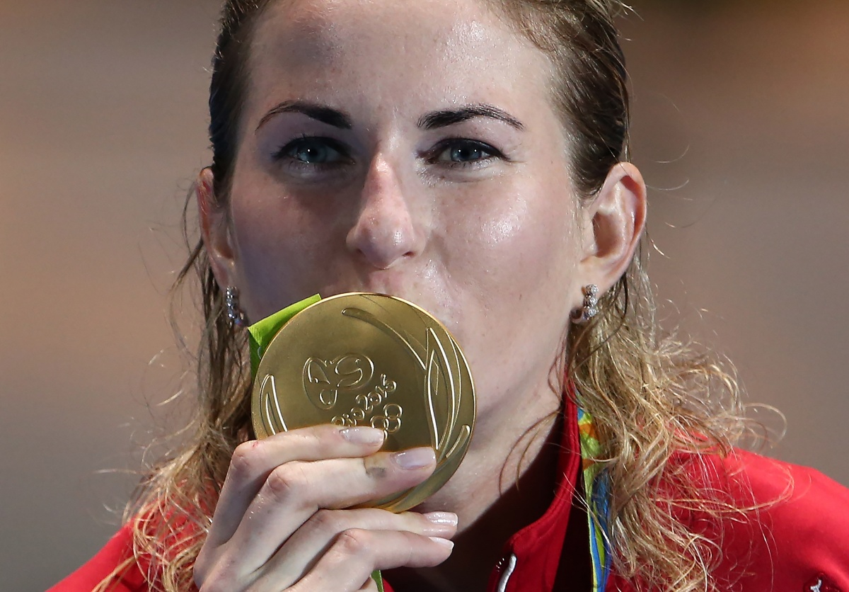 Россия стала шестой после пятого дня Олимпиады
